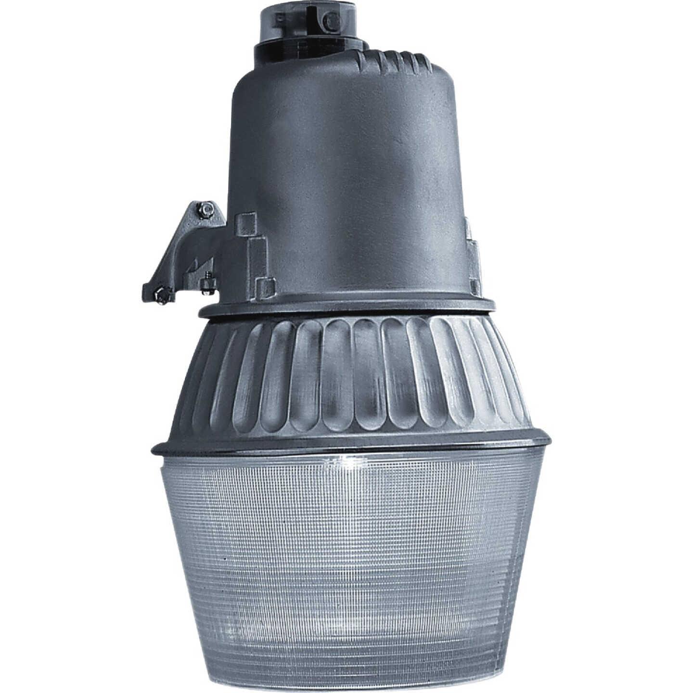 Designers Edge Aluminum Dusk To Dawn Metal Halide Outdoor Area Light Fixture Image 1