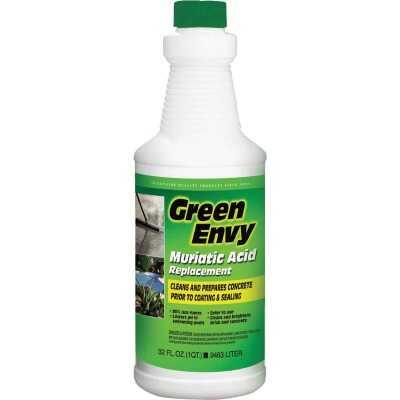 Sunnyside Green Envy 32 Oz. Muriatic Acid